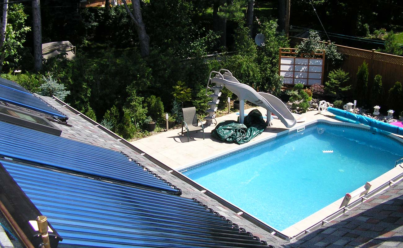 Mississauga solar swimming pool heating - Solar powered swimming pool heater ...